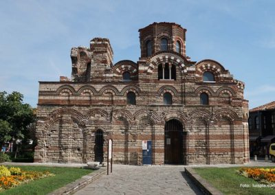 Nesebar - Ciudad antigua