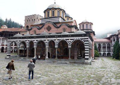 Iglesia del Monasterio de Rila