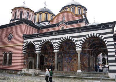 Iglesia Monasterio de Rila