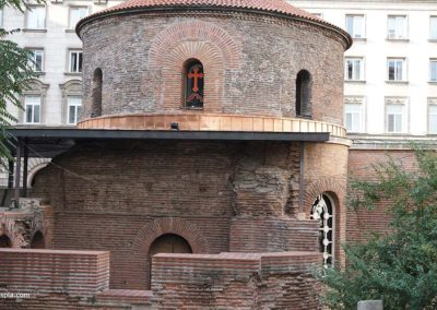Iglesia de San Jorge - Sofia