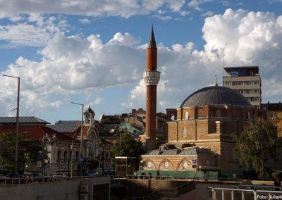 Mezquita de Sofia