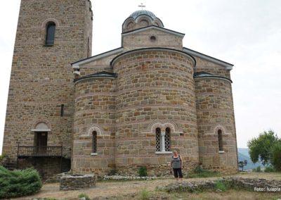 Iglesia de Tsarevets