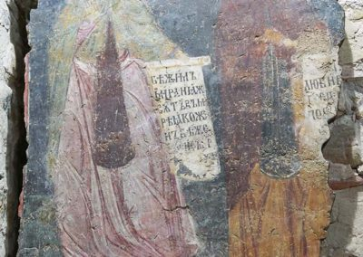 Monasterio de los 40 mártires