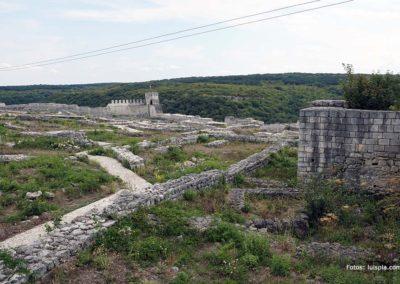 Shumen - Ruinas Tracias