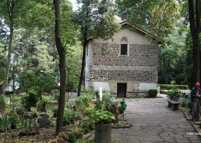 Iglesia de Boyana - Patrimonio de la Humanidad