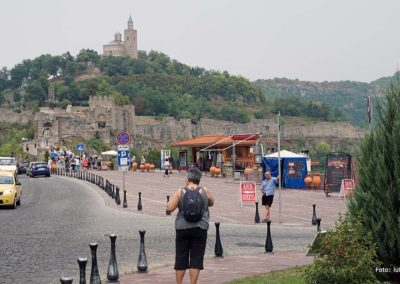 Murallas de Tsarevets - Veliko Tarnovo
